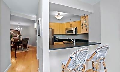 Kitchen, 25 Forest St, 1
