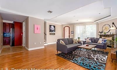 Living Room, 11145 Sunshine Terrace, 1