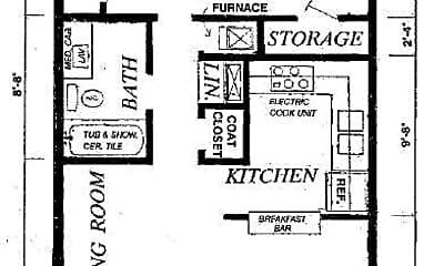 Building, 3308 Morris St NE, 1