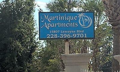 Martinique Apartments, 1