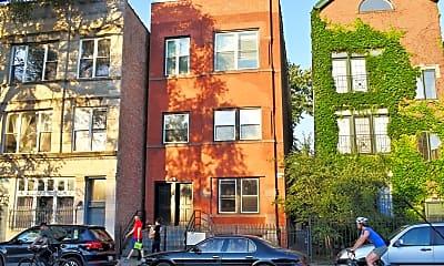 Building, 821 N Damen Ave 2, 0