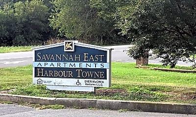 Harbour Towne Apts, 1