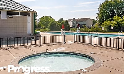 Pool, 5930 Draycott Dr, 2