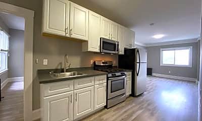 Kitchen, 1441 Clay St, 0