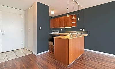 Kitchen, 15 N 1st St A1007, 1