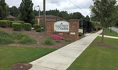 Braselton Court Apartments, 1