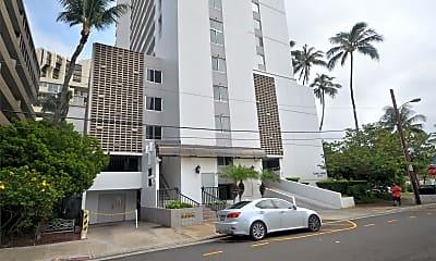 Building, 2611 Ala Wai Blvd, 2