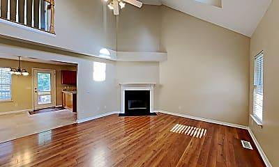 Living Room, 419 Parrish Hill, 1