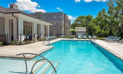 Pool, Westside Apartments & Shopping, 0