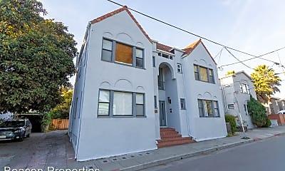Building, 6031 Claremont Ave, 2