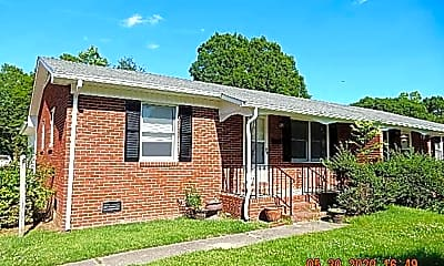 Building, 507 Fitzhugh St, 0