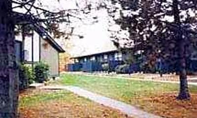 Building, Cedarwood, 1