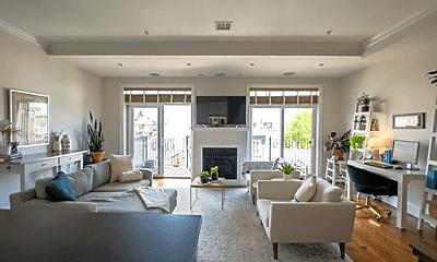 Living Room, 376 W Broadway, 1