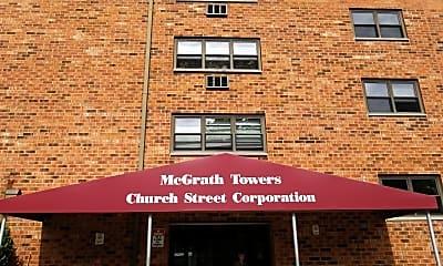Mc Grath Towers, 1
