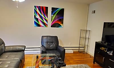 Living Room, 65 Cedar Ave WINTER, 2