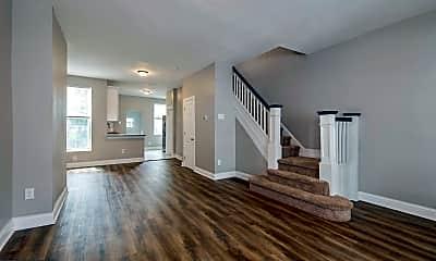 Living Room, 5524 Delancey St, 0