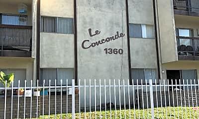 Le Concorde, 1
