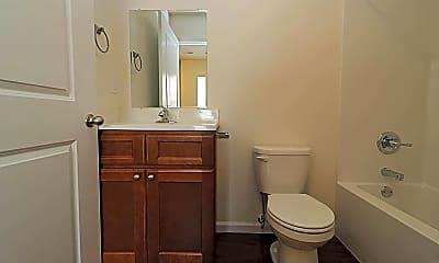 Bathroom, Redhawk Commons, 2