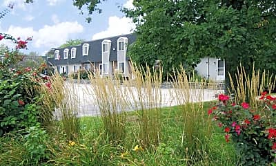 Community Signage, Windsor Forest Townhomes, 1