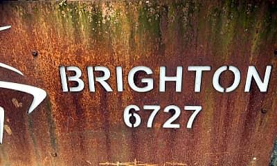 Brighton Place, 1