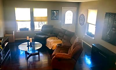 Living Room, 3758 Dinosaur St, 1