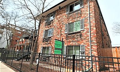 Building, 961 N Clarkson St, 0