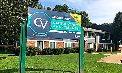 Capitol Avenue Apartments For The Elderly, 1