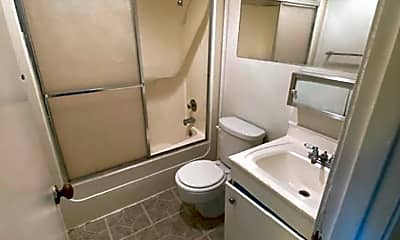 Bathroom, 3100 SW 29th Terrace, 1