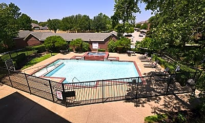 Pool, Villas On Bear Creek, 0