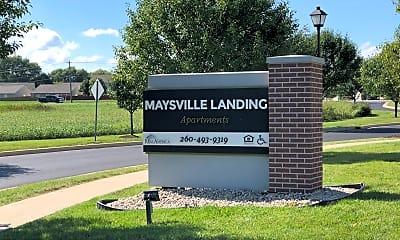 Maysville Landing Apartments, 1