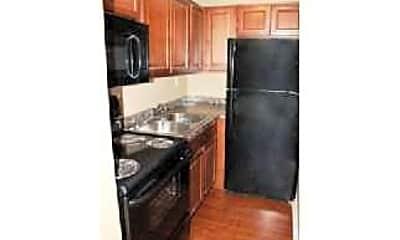 Kitchen, Hartford Place Apartment, 1