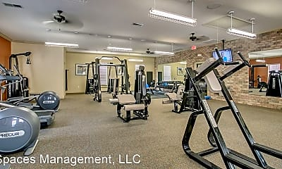 Fitness Weight Room, 1901 5th Ave E 2x2V, 2
