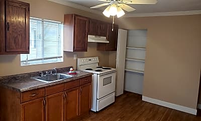 Kitchen, 5 Cross St Pl, 1