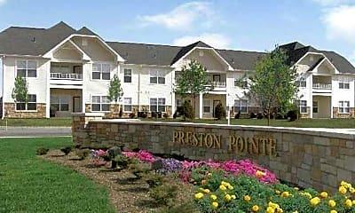 Landscaping, Preston Pointe at Brownstown, 1