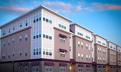 Building, Burnham Apartment Building, 0
