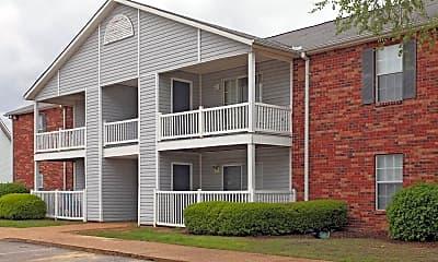 Building, Pecan Grove, 1