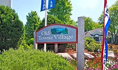 Old Towne Village Apartments, 0