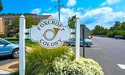 Community Signage, 9471 Fairfax Blvd, 1