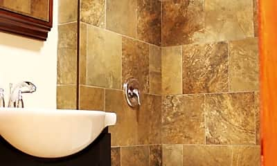 Bathroom, 62 George St, 1