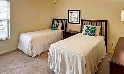 Bedroom, The Villas at Towne Acres, 2