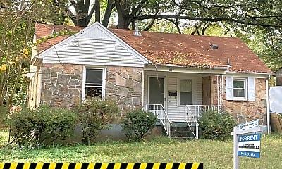 Building, 829 Marsh Ave, 0