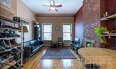 Living Room, 479 Hicks St 4R, 0