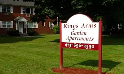 Kings Arms Apartments, 0