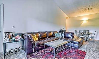Living Room, 2200 Classen Blvd #6134, 1