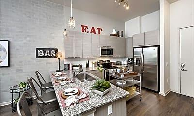 Kitchen, 1133 Commerce Dr 1BED, 1