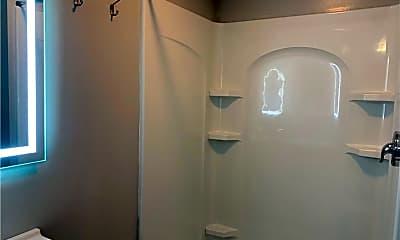 Bathroom, 25 Vassar St 1, 2