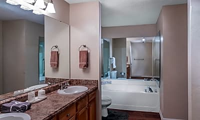 Bathroom, Grande View Apartment Homes, 2