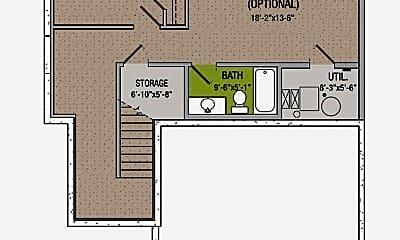 Bedroom, 750 Aspen Cir, 2