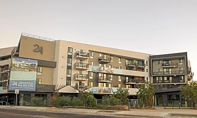 Building, 24 North, 2