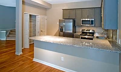 Kitchen, Hillmeade Apartment Homes, 1